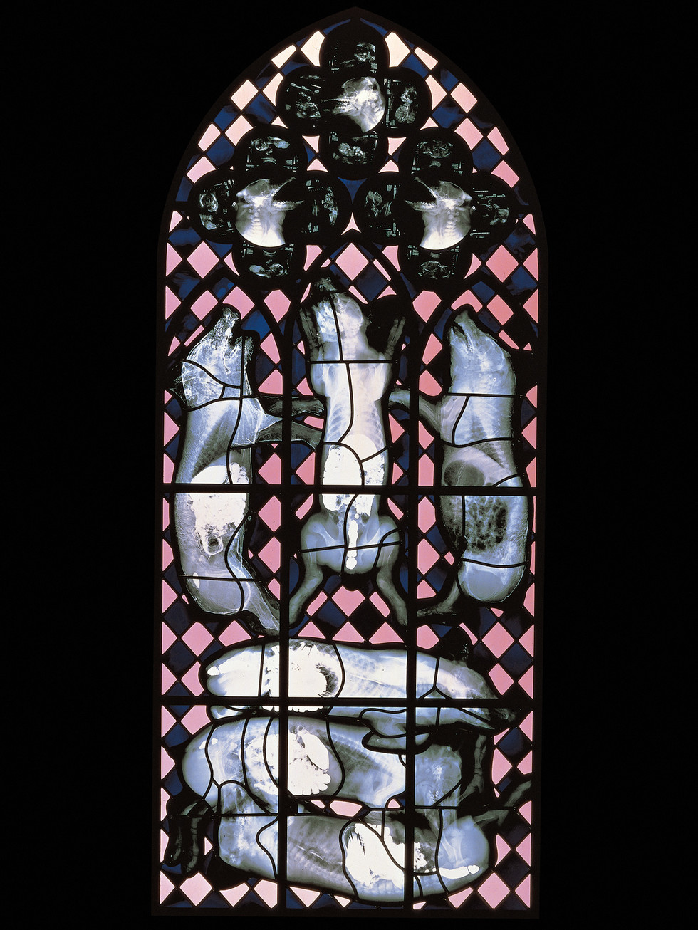 Chapel Stained Glass Window Wimdelvoyebe