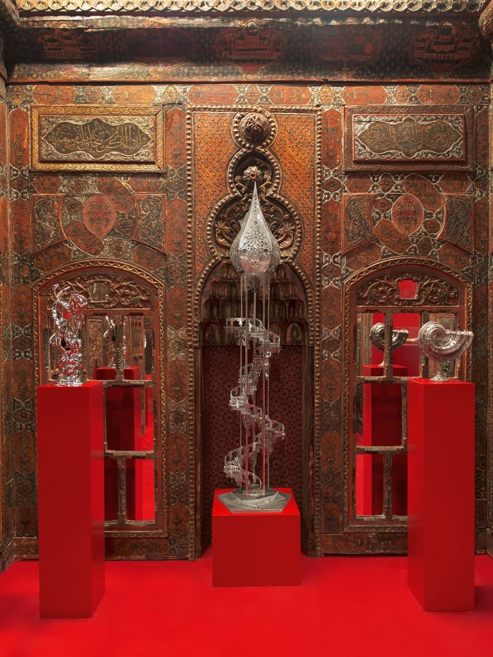 D Art Exhibition In Dubai : Art dubai wimdelvoye be