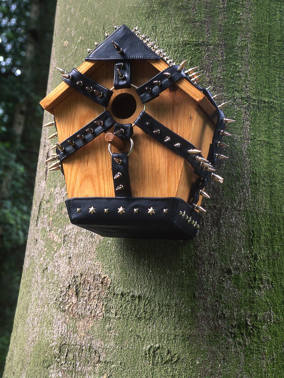 Birdhouses • wimdelvoye.be